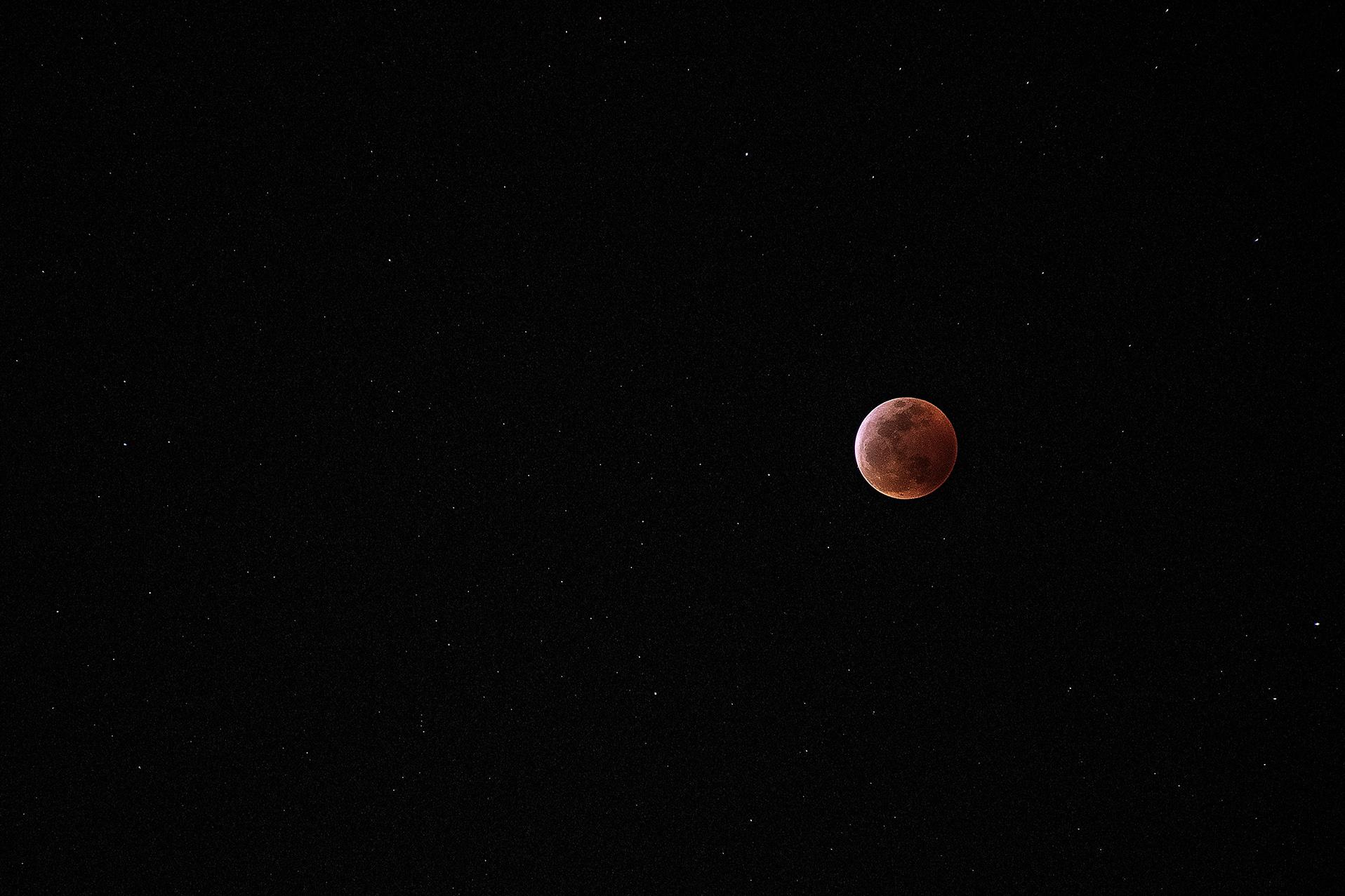 2018 blood wolf moon