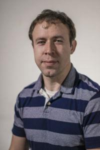 Portrait of Ian Derrickson