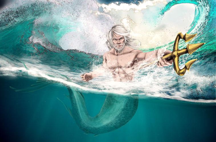 Poseidon-Summoner