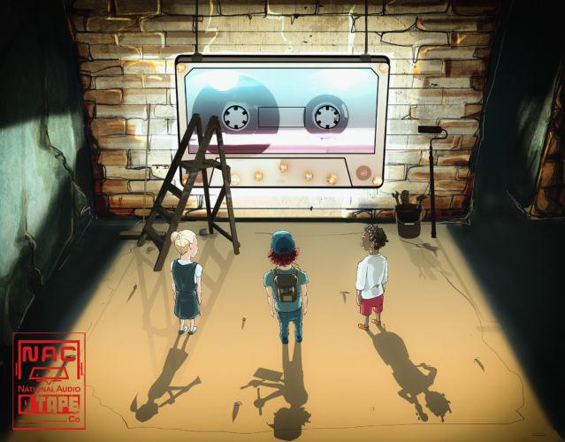 Three Kids and a Cassette-LeifDerrickson