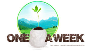 One Bag A Week promotional banner