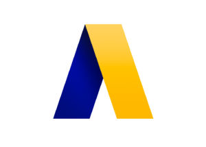 ACT logo silhoette