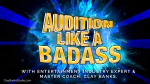 Audition Like A Badass Cover