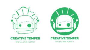Creative Temper Logos