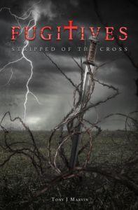Fugitives book cover design