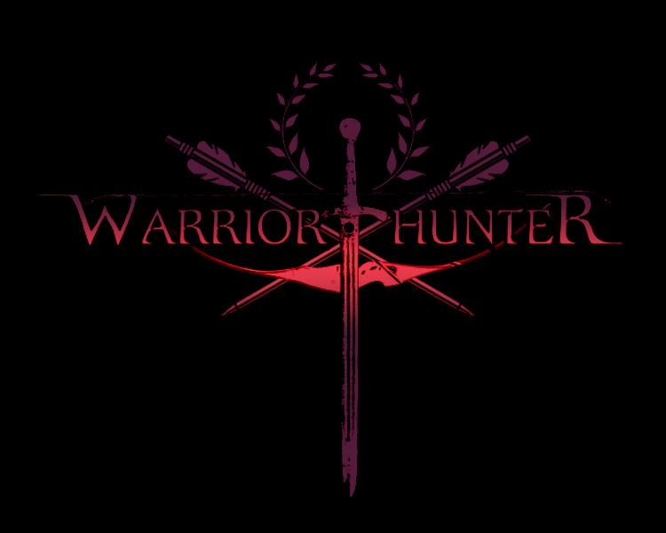 Warrior hunter logo