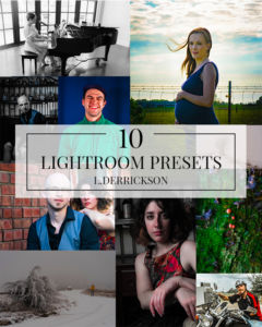 Photo Collage off leif derrickson 10 lightroom preset pack giveaway