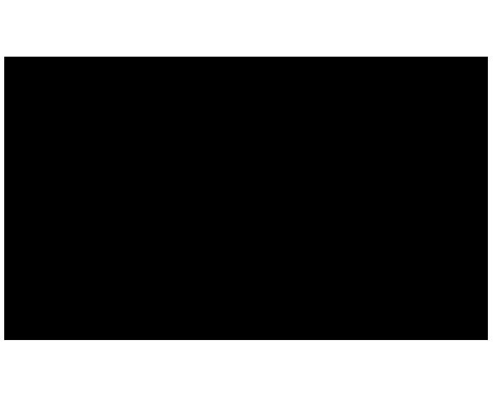 above the fold branding logo black
